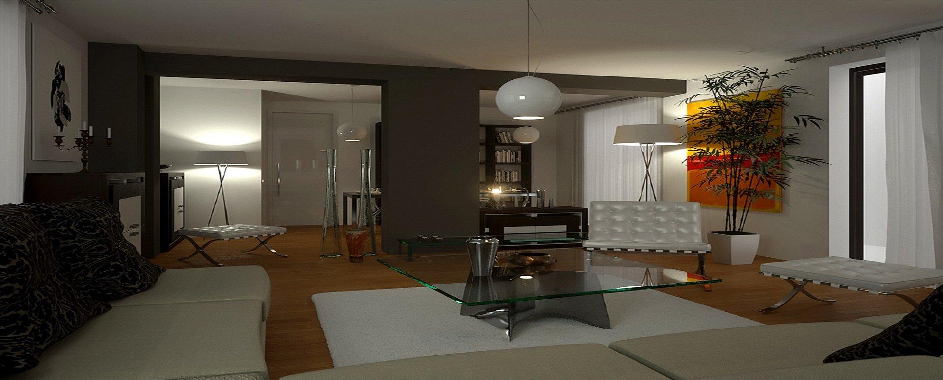 pensez à la décoration intérieure appartement - groupe egr